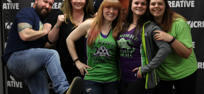 NEPA SCENE PODCAST: Wilkes-Barre/Scranton Roller Radicals roller derby team