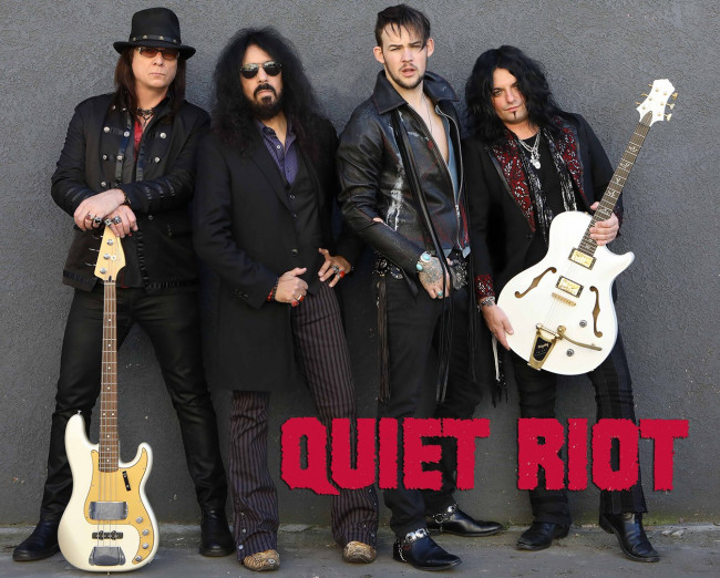 Feel the '80s Noize – Quiet Riot and Black 'N Blue rock Penn's Peak in Jim Thorpe on Sept. 7