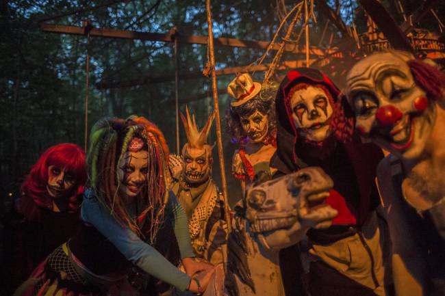 Reaper's Revenge hosts 'Halfway to Halloween' dance party at The Leonard in Scranton on April 29