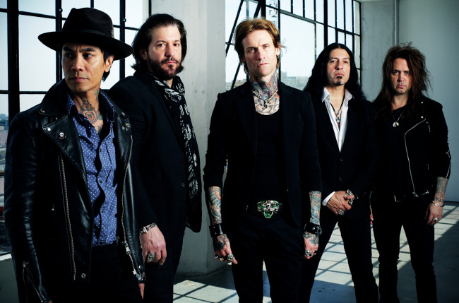 Go 'Crazy' – chart-topping rockers Buckcherry play at Penn's Peak in Jim Thorpe on July 7