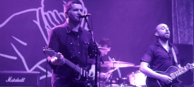 VIDEO: Scranton's Menzingers make TV debut on NBC's 'Last Call with Carson Daly'
