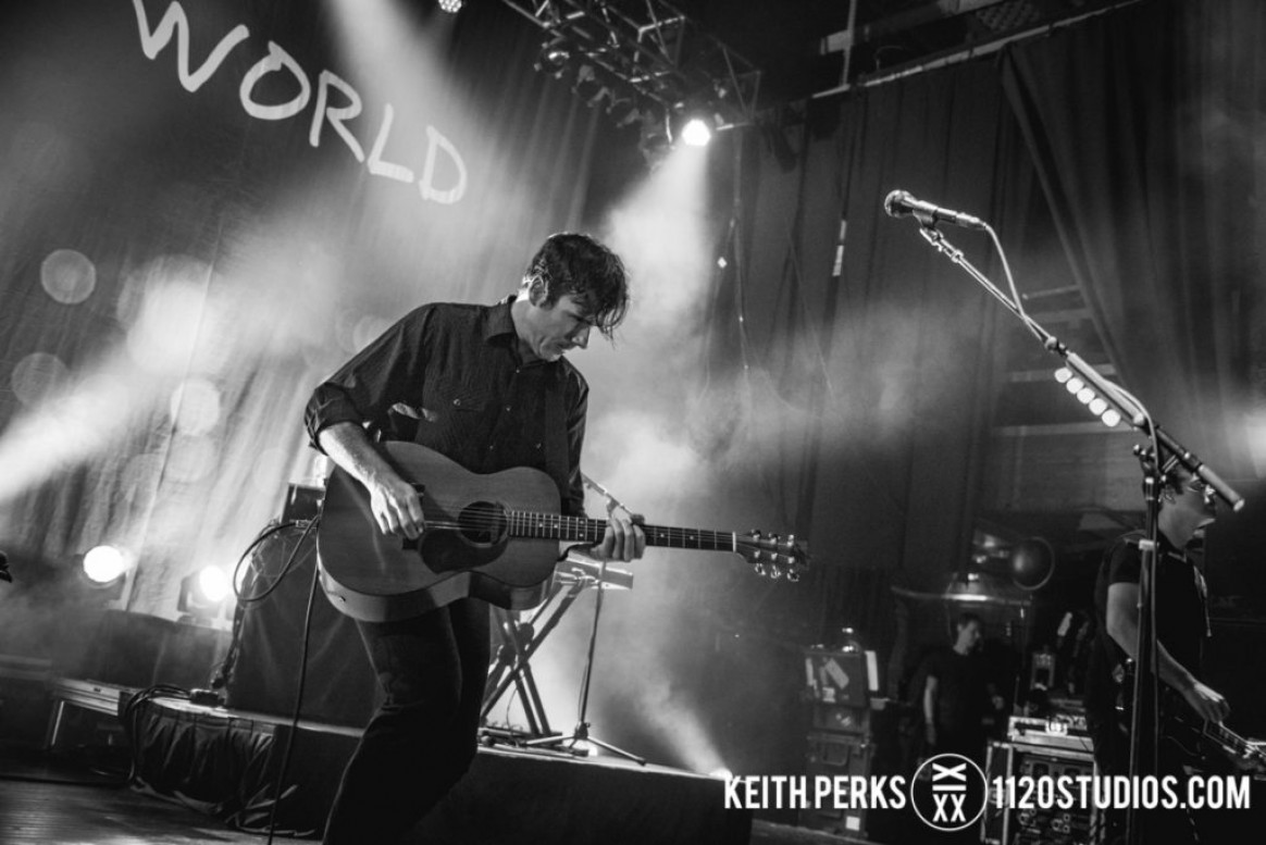 PHOTOS: Jimmy Eat World and Beach Slang at Sherman Theater in ...
