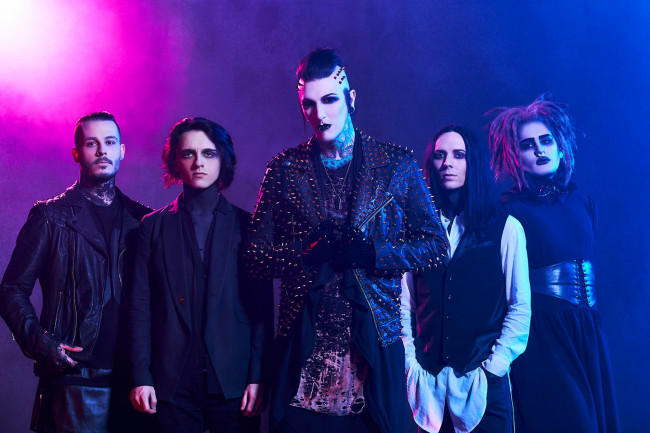 Motionless In White returns home to meet fans for record release at Gallery of Sound in Wilkes-Barre on May 8