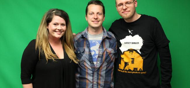 NEPA SCENE PODCAST: JP Biondo of NEPA jamgrass band Cabinet and the Susquehanna Breakdown in Scranton