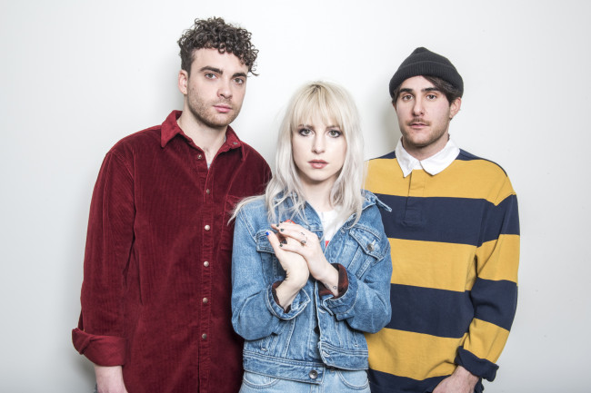Grammy-winning pop rock trio Paramore returns to Sands Bethlehem Event Center on Oct. 10