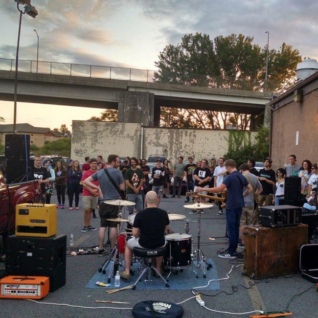 Free DIY shows return to Curry Donuts parking lot in Wilkes-Barre on May 26