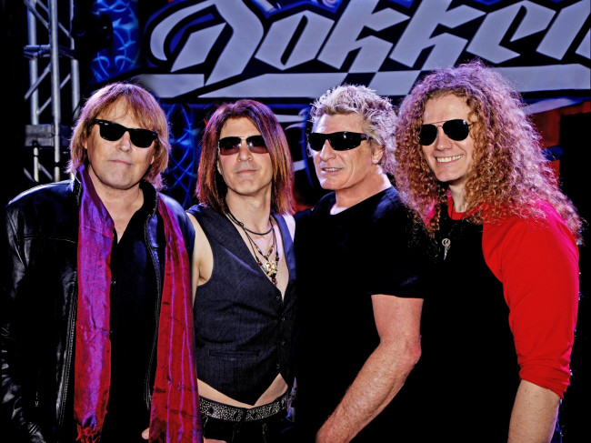 '80s chart-toppers Dokken and Warrant rock Penn's Peak in Jim Thorpe on Oct. 14
