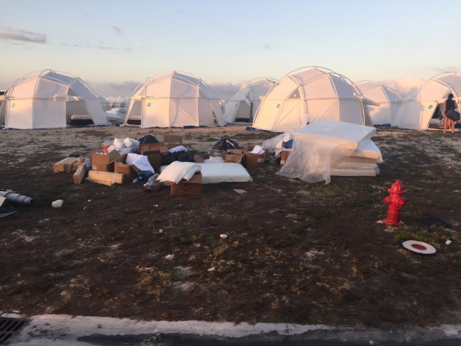 A FREAK ACCIDENT: (Dumpster) Fyre Festival, 2017 NFL Draft, and Elon Musk
