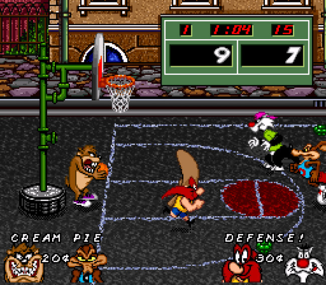 TURN TO CHANNEL 3: 'Looney Tunes B-Ball' is a short slam dunk for sports and cartoon fans