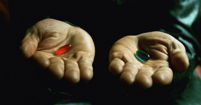 A FREAK ACCIDENT: A last meal, 'Madden 18,' Seether, and red pill or blue pill?