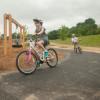 Join group bike rides on Lackawanna River Heritage Trail in Scranton June 14-21