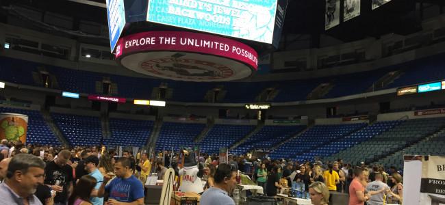 NEPA Beer Festival returns to Mohegan Sun Arena in Wilkes-Barre on Sept. 16
