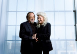 Folk icons Stephen Stills and Judy Collins reunite at Kirby Center in Wilkes-Barre on Sept. 27