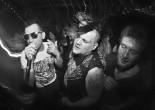 Blanks 77 headlines pogo punk show at Irish Wolf Pub in Scranton on July 22