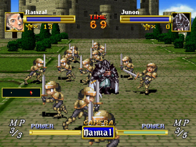 TURN TO CHANNEL 3: Sega Saturn's 'Dragon Force' is a strategically hidden gem