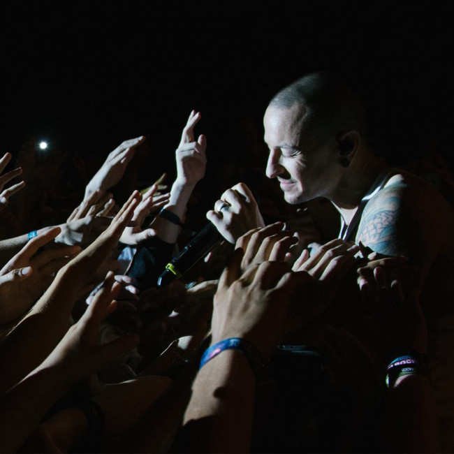 Linkin Park and Blink-182 cancel Hershey concert after death of Chester Bennington