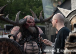 EXCLUSIVE: Interviews with GWAR, Anti-Flag, Valient Thorr, Big D, and Silverstein at Warped Tour in Scranton