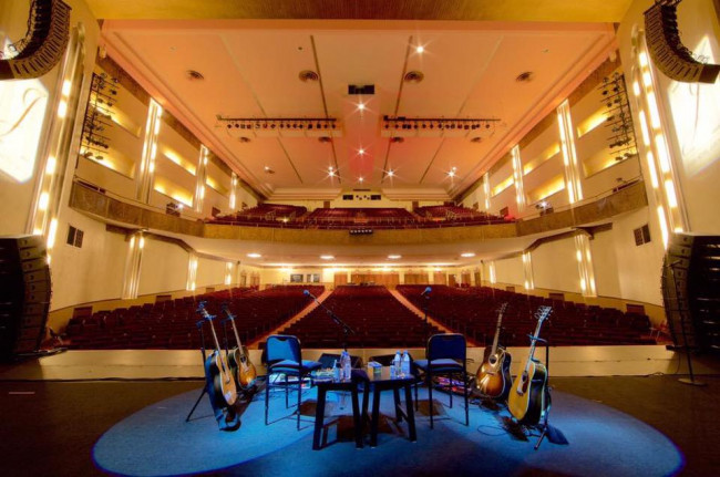 Kirby Center in Wilkes-Barre climbs to 99 in Top 200 worldwide theater list based on 2017 ticket sales