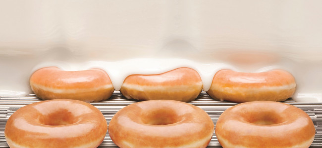 Scranton and Clarks Summit Krispy Kremes offering dozen glazed doughnuts for 80 cents on July 14