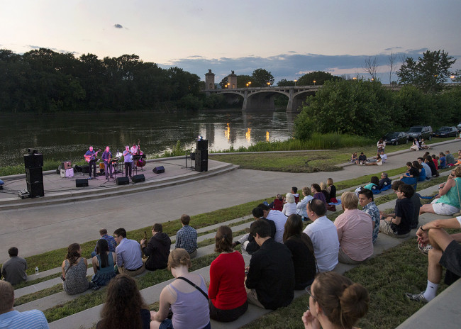 Free Rockin' the River concert series comes to Wilkes-Barre River Common July 12-26