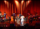 Shining Star pays tribute to Earth, Wind & Fire at Kirby Center in Wilkes-Barre on Sept. 23