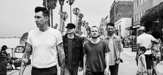 Multi-platinum rockers Theory of a Deadman return to Sherman Theater in Stroudsburg on Sept. 29