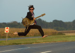 One-man jam band Keller Williams performs at Kirby Center in Wilkes-Barre on Dec. 8