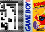 TURN TO CHANNEL 3: 'Kwirk' is a quirky, addictive early Game Boy puzzler
