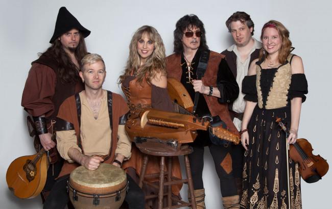 Renaissance folk rock act Blackmore's Night plays at Penn's Peak in Jim Thorpe on July 26