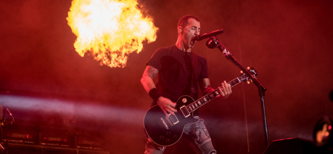 PHOTOS: Godsmack and Like a Storm at Musikfest at SteelStacks in Bethlehem, 08/09/17