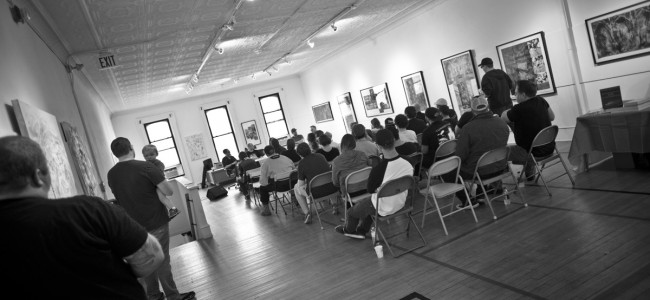 EXCLUSIVE: Schedule of free Electric City Music Conference panels at AfA Gallery in Scranton on Sept. 16