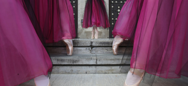 First Friday Scranton photo exhibit captures ballet 'Dancers in the City' on Sept. 1