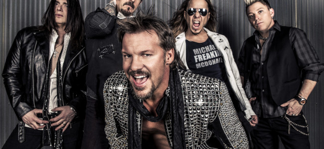 WWE Superstar Chris Jericho's metal band Fozzy rocks Kirby Center in Wilkes-Barre on Oct. 4