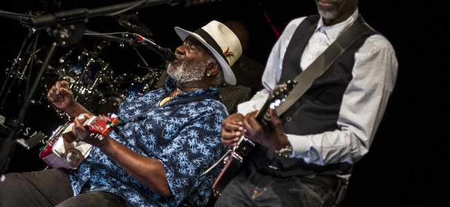 PHOTOS: TajMo with Taj Mahal and Keb' Mo' at F.M. Kirby Center in Wilkes-Barre, 08/10/17