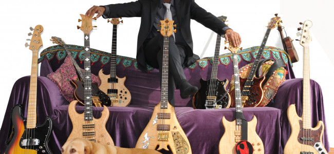 Grammy-winning bassist Stanley Clarke, John Pizzarelli, and Royal Scam headline Scranton Jazz Festival Aug. 4-6