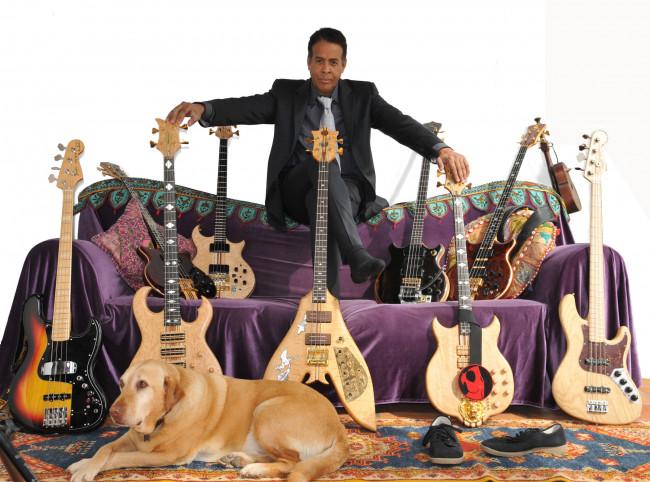 Grammy-winning bassist Stanley Clarke, John Pizzarelli, and Royal Scam headline Scranton Jazz Festival Aug. 4-6