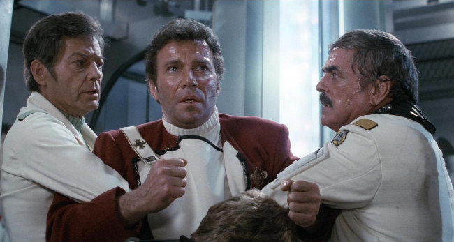 'Star Trek II: The Wrath of Khan' Director's Cut beams into NEPA theaters Sept. 10-13