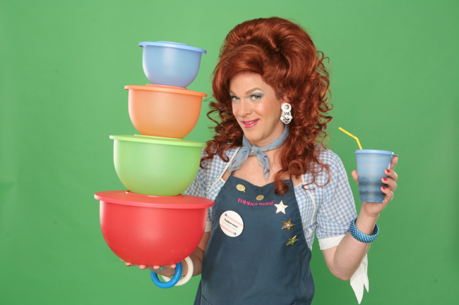 Off-Broadway comedy 'Dixie's Tupperware Party' comes to Kirby Center in Wilkes-Barre on Nov. 4
