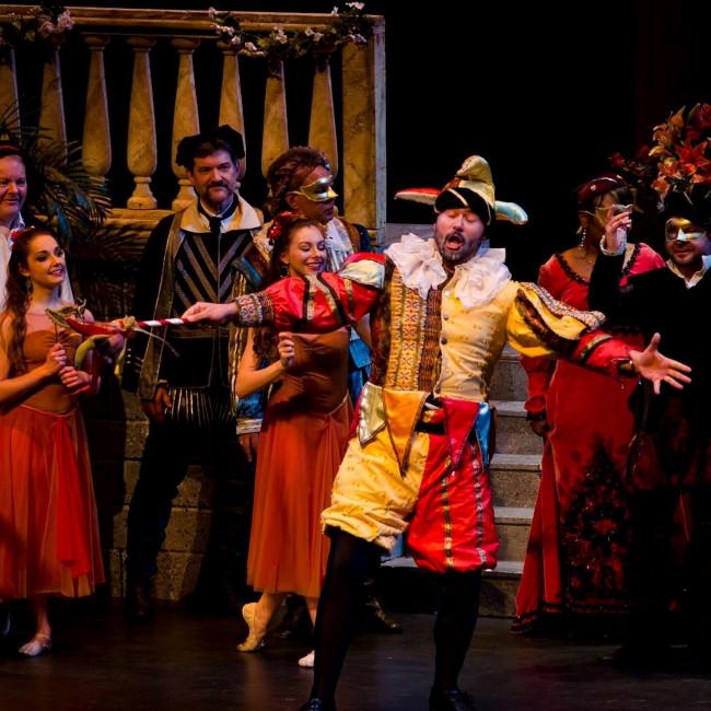 Opera tour Teatro Lirico D'Europa returns to Kirby Center in Wilkes-Barre to perform 'Rigoletto' on Oct. 21