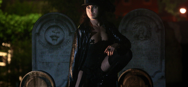 'Death Is a Cabaret Ol' Chum: A Graveyard Cabaret' rises in Dunmore cemetery Sept. 22-23