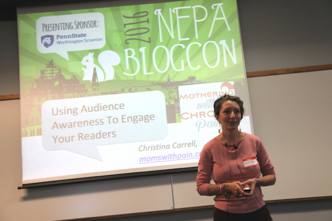 NEPA BlogCon announces 2017 speakers at Penn State Worthington Scranton on Oct. 14