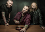 Multi-platinum rockers Seether play at Sherman Theater in Stroudsburg on Nov. 28