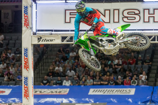 After 3 years, AMSOIL Arenacross motorcycles race back into Mohegan Sun Arena in Wilkes-Barre on Jan. 20