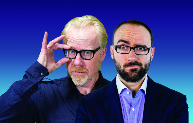 'Brain Candy' tour with Adam Savage and Vsauce creator canceled, including Scranton Cultural Center stop