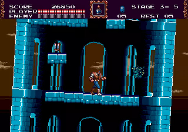 TURN TO CHANNEL 3: New blood (and console) makes 'Castlevania: Bloodlines' worth hunting down