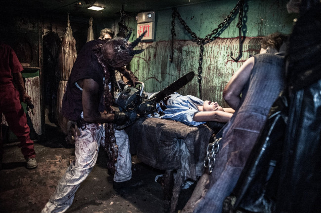 HAUNTED REVIEWS: Halls of Horror in Palmerton challenges bloody guests to face their fears