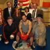 New boxing comedy 'Man on a Canvas' opens at Olde Brick Theatre in Scranton Nov. 10-19