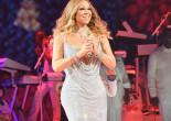 Chart-topping superstar Mariah Carey sings Christmas songs at Sands Bethlehem Event Center on Nov. 20