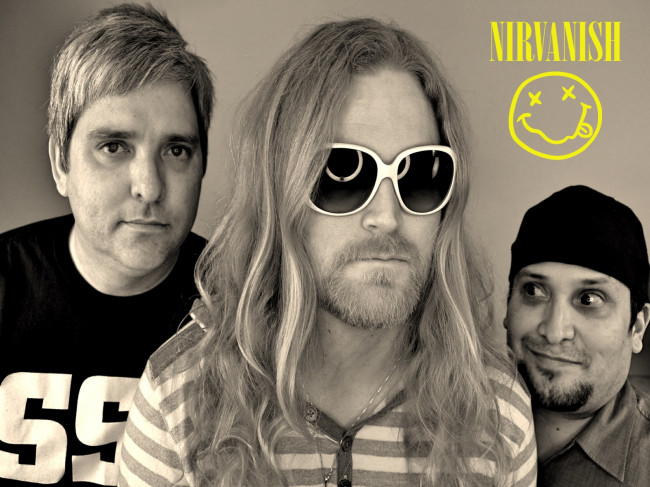 'Come as You Are' to Nirvana tribute band Nirvanish at Opera House in Jim Thorpe on Oct. 26