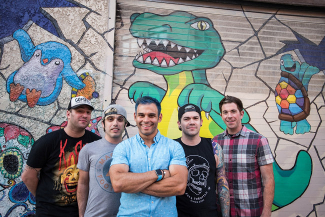 Pop punk band Patent Pending returns to Sherman Theater in Stroudsburg on Dec. 23
